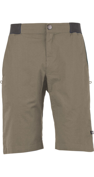 E9 M's Hip Short Warm grey/Petrol